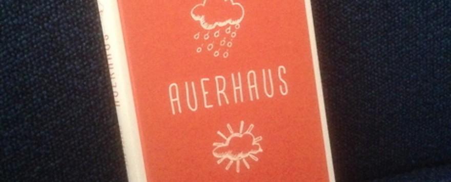 """""""Auerhaus"""" is mei Buck"""