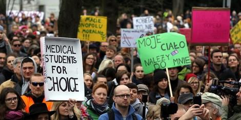 Polen: Tampons für die Premierministerin