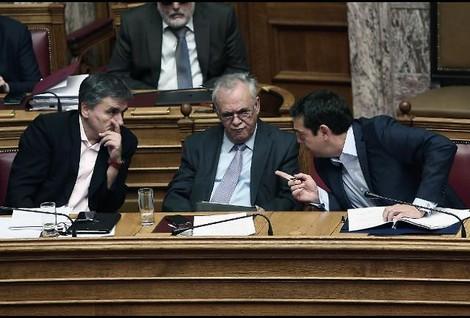 Für Griechenland wird es wieder ernst