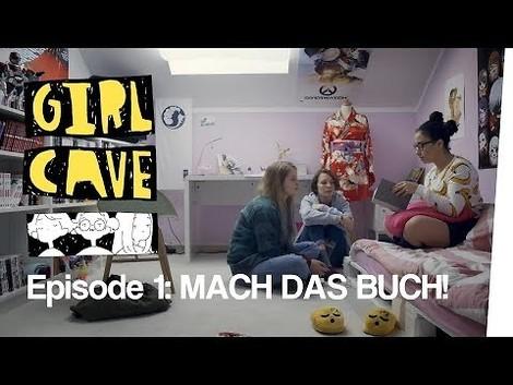 Girl Cave - vergiss die Schminktipps bei Youtube, mach dieses Buch