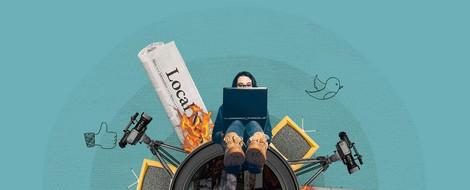 Utopie des Lokaljournalismus: Weniger PR, mehr Recherche
