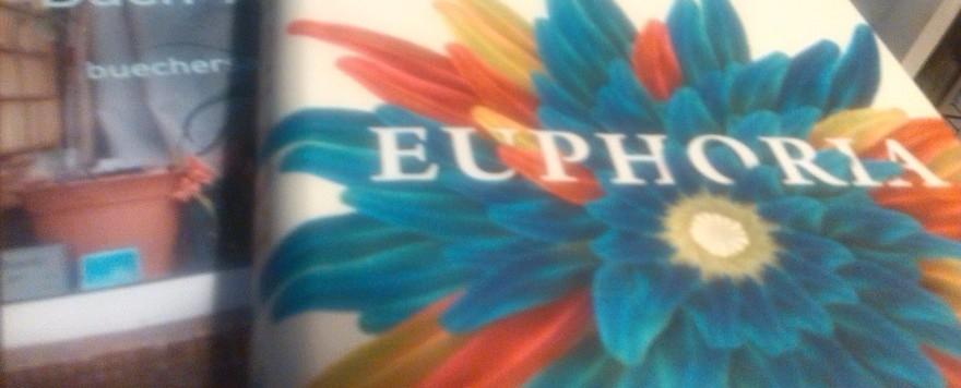 """Mein kleiner Buchladen: """"Biografische Romane"""" - Euphoria"""