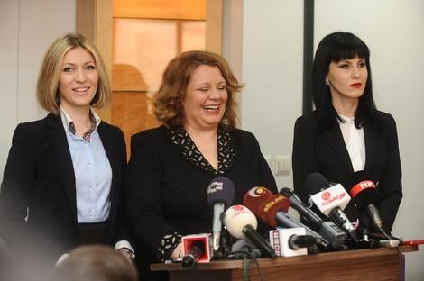 Mazedonien: Drei Unbestechliche gegen den Mafia-Staat