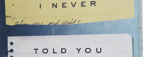 """Everything I never told you"" — Roman von Celeste Ng"
