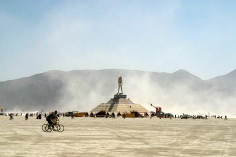 Das Brennen im Mann - Mit Papa zum Burning Man-Festival