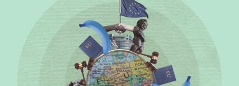 Europas große Vernetzung: Kommt sie noch oder ist sie schon da?