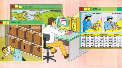 Der New Yorker schreibt über SAP-Software (und es ist natürlich sehr lehrreich)