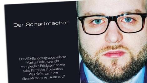 """Raphael Thelen: """"Ich wüsste nicht, dass ich irgendwo Frohnmaiers Framing gefolgt bin."""""""