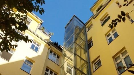 Verkaufe sonnige 2-Zimmer-Wohnung in Friedrichshain
