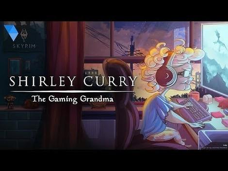 Gaming Grandma : Wie eine 83-jährige Oma zur Games-Legende wurde