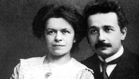 Albert Einsteins dunkle Seite