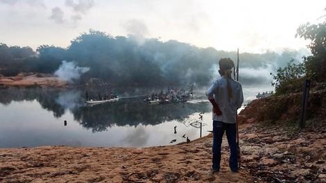 Vom Überleben im brasilianischen Regenwald -   Ein Radiofeature des Deutschlandfunks