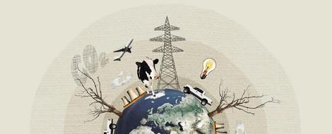 Wie gerecht ist die CO2-Steuer? Eine mögliche Antwort: Sie verteilt das Geld vom Land in die Stadt