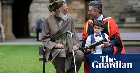 Wie für einen afghanischen Vater ein Traum wahr wurde