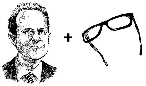 Was eine Brille alles sein kann