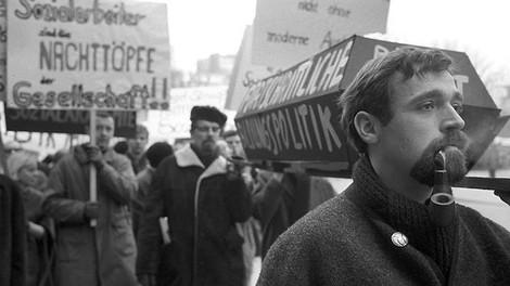 Vier verdammt gute Vorträge: Wie sich die Neue Rechte von der 68er-Generation inspirieren lässt
