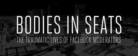 Inside Cognizant: Unter welchen Bedingungen Facebook-Moderatoren arbeiten müssen