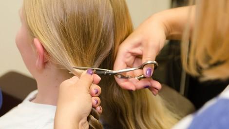 Haare spenden: tut nicht weh, hilft viel