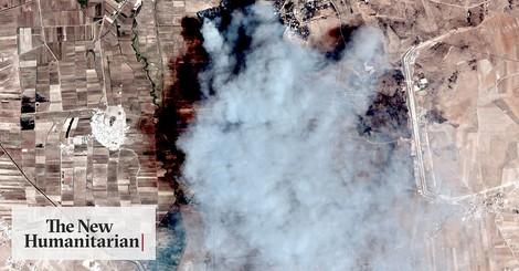Syrien: Angst vor dem Feuer