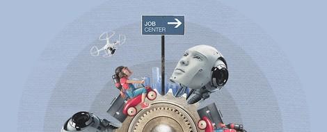 Arbeitnehmer optimieren ihre Arbeit selbsttätig mit Technik: Wem gehören die Produktivitätsgewinne?
