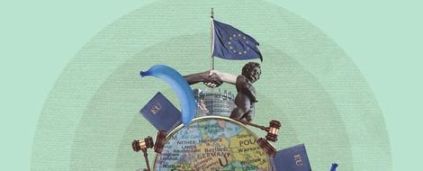 Wir Europäer sind mit dem Zweiten Weltkrieg immer noch nicht fertig.