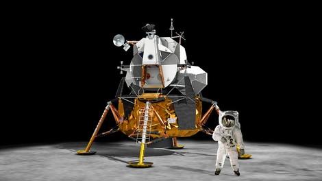 So kam der Mensch auf den Mond