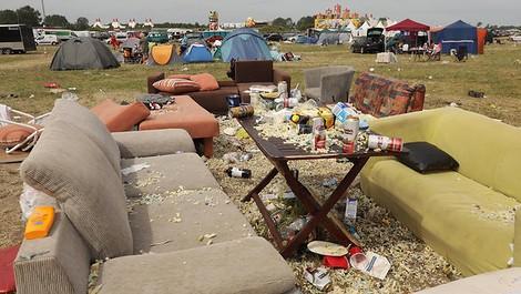 Nachhaltig feiern? Was Musikfestivals für den Klimaschutz bedeuten