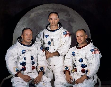 50 Jahre Mondlandung - der weiße Planet