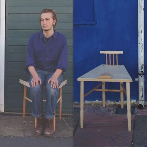 """Der """"Manspreading""""-Stuhl für Unverbesserliche"""