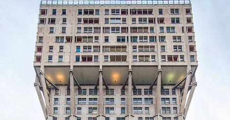 Eine Architektur für bessere Luft und besseres Klima