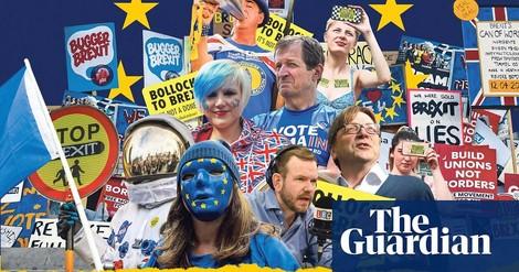 Sind die Remainer in Großbritannien jetzt die Radikalen? (Fragt der Guardian)