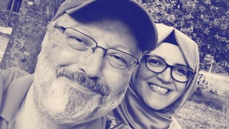 """""""Das sind nicht meine Feinde, sagte er"""" – Die Verlobte von Jamal Khashoggi spricht"""