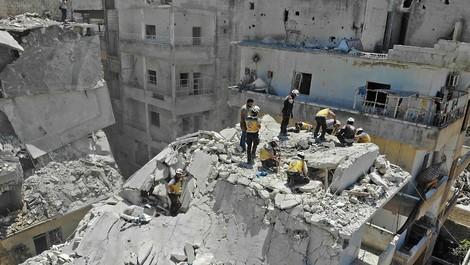 Wie Assad weiterhin Zivilisten jagt und tötet