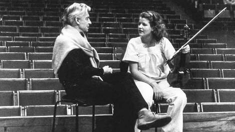 Karajan - Porträt eines Maestros