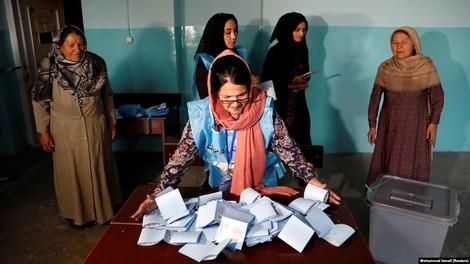 Fünf Punkte zu den afghanischen Präsidentschaftswahlen