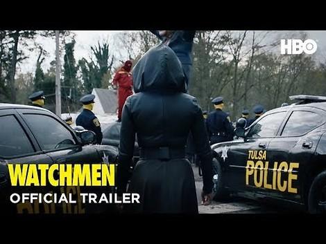 """HBO-Serie """"Watchmen"""": Die nächste Evolutionsstufe des Superheld*innen-Genres"""