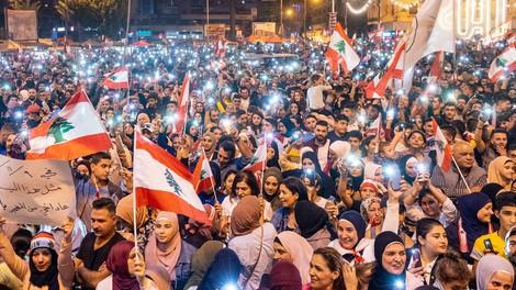 Zeichnet sich ein neuer Arabischer Frühling ab?