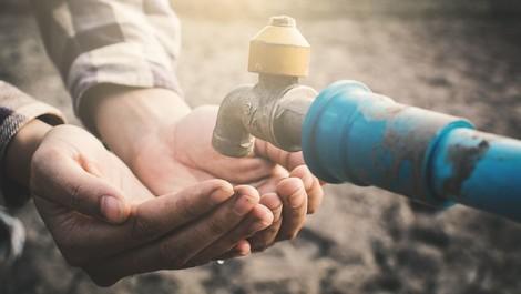 Wasserknappheit - die globale Bedrohung