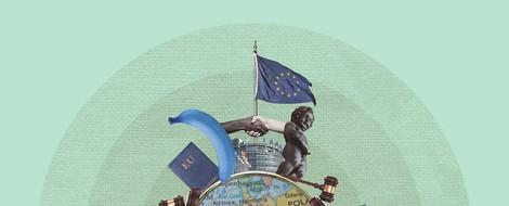 Der Osten Europas ist politisch viel grüner, als er aussieht