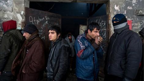 Wie die Türkei gegen afghanische Geflüchtete vorgeht