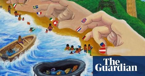 Kunst aus Moria: Stille Stimmen aus dem Flüchtlingslager