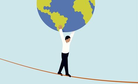 Ein Rückblick auf eine ambivalente Dekade: krisenhaft, aber dennoch golden