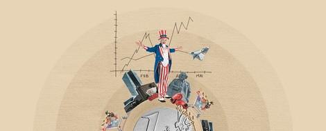 Volk und  Digitalwirtschaft - Fortschritt oder Produktivitätsparadoxon