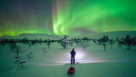 Polarlichter - Faszination und Bedrohung