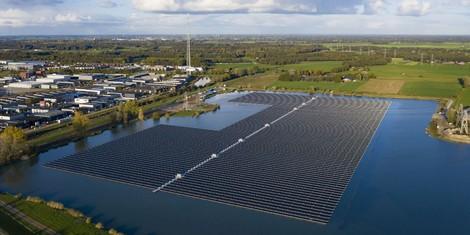 Wenn Solarkraftwerke baden gehen