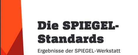 Der Spiegel definiert seine journalistischen Standards neu – und macht sie öffentlich