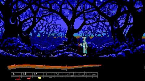 Im Schatten von Monkey Island: Das Fantasy-Adventure Loom wird 30