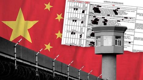 Leaked: Chinesische Akten über Uiguren