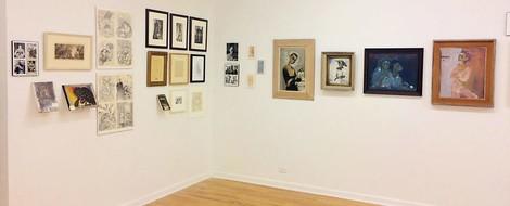 Ein Galerist zeigt Werke vergessener Künstler, die er auf eBay gekauft hat