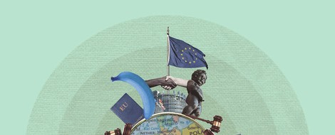 Zähes Thema EU-Haushalt: Was Korrespondent*innen leisten können